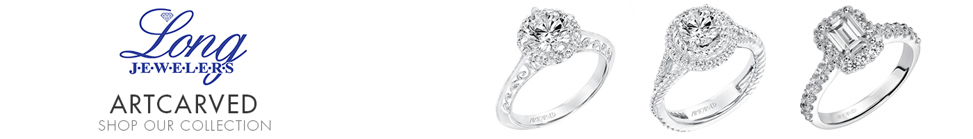 Artcarved Engagement Rings at Long Jewelers
