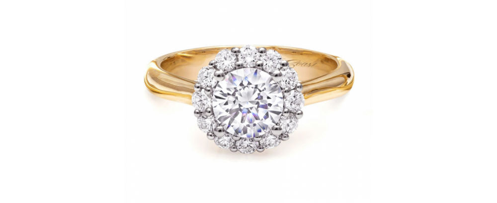 Coast Diamond engagement rings at Long Jewelers