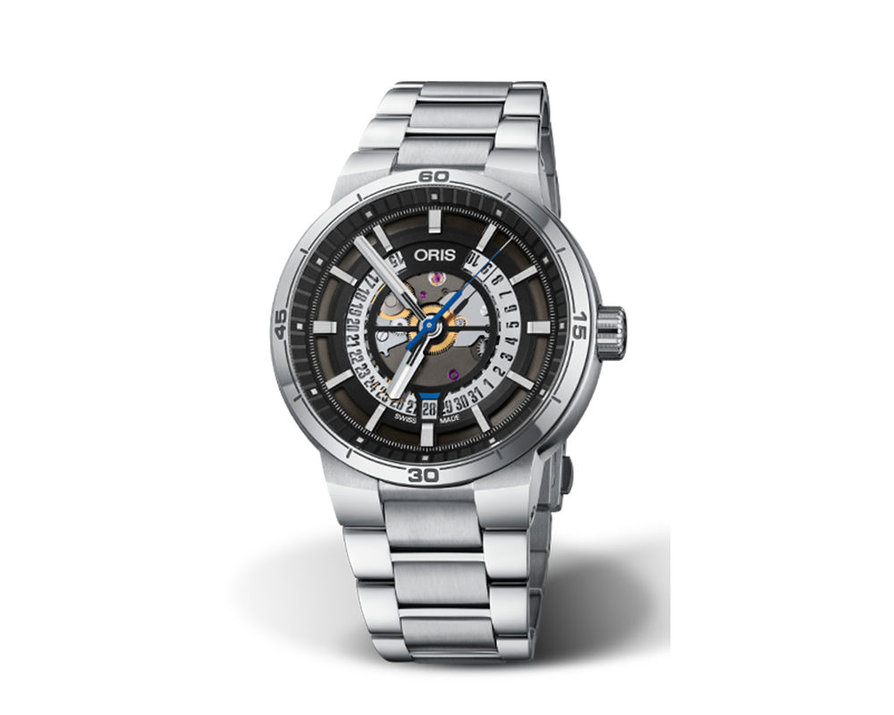 Oris watches at Long Jewelers