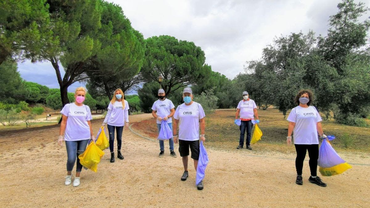 Oris: Cleaning Up Our World