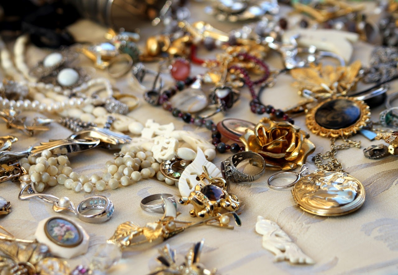 Declutter Your Jewelry Box