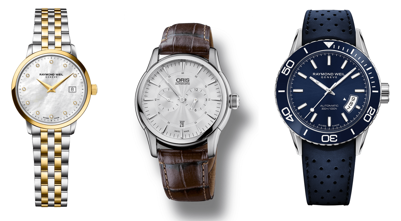 Swiss Watches for Graduates