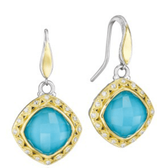 Tacori Island Rains Earrings Available at Long Jewelers