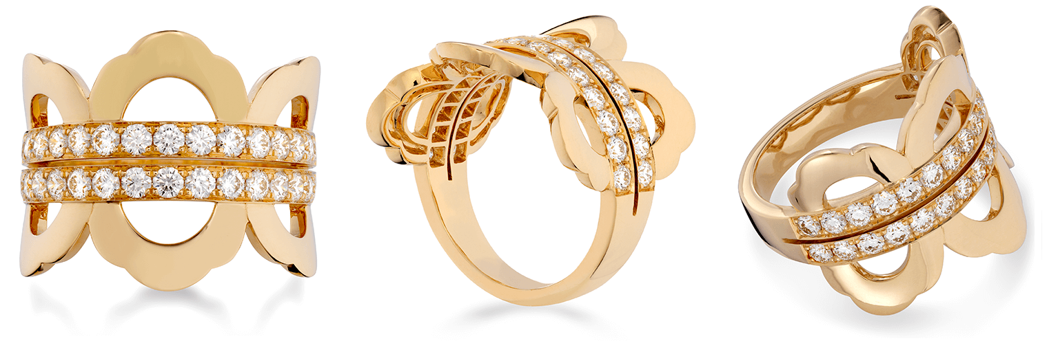Hearts on Fire Fashion Rings at Long Jewelers