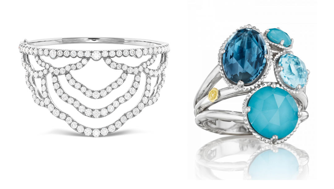 Large accessories at Long Jewelers